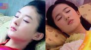 Kiều nữ Hoa ngữ lúc ngủ vẫn đẹp hút hồn (P.1)