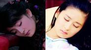 Kiều nữ Hoa ngữ lúc ngủ vẫn đẹp hút hồn (P.2)