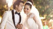 Ảnh cưới lung linh của Đinh Ứng Phi Trường và vợ sắp cưới