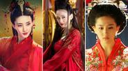 Kiều nữ Hoa ngữ đẹp rực rỡ với sắc đỏ (P.2)