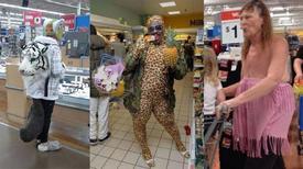 Thảm họa thời trang nơi công cộng