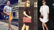 Phong cách thời trang đang lên của Minh Hằng