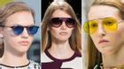Những mẫu kính mắt không thể bỏ qua mùa  xuân – hè 2015
