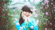 """Những hình ảnh mới xinh đẹp của cô gái Đà Nẵng bị ung thư máu trong """"Điều ước thứ 7"""""""