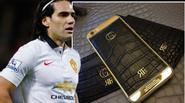"""""""Săm soi"""" smartphone của các cầu thủ bóng đá nổi tiếng thế giới"""