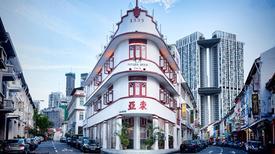 Keong Saik - phố cổ xinh đẹp ở Singapore