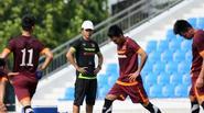 HLV Miura bỏ ăn tìm cách hạ U23 Nhật Bản