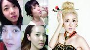 Lộ diện Top 5 nữ hoàng mặt mộc mới của làng giải trí Hàn Quốc
