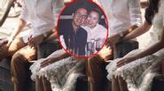 Cận ngày lâm bồn, Tăng Thanh Hà nhớ kỉ niệm nắm tay chồng