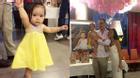 Vợ chồng Đoan Trang hạnh phúc tổ chức sinh nhật con gái