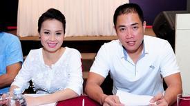 """Cẩm Ly cùng chồng âm thầm đầu tư cho liveshow """"khủng"""""""