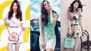 Chào hè cùng váy liền thân phong cách như sao Hàn