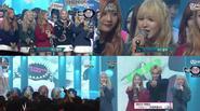 Bội thực với những tiết mục đặc của EXO, Red Velvet, missA trên M!Countdown