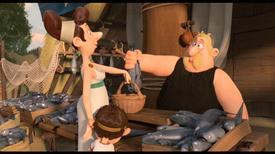 'Cười té ghế' với chàng béo Asterix