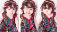 Cô bé Tây Nguyên - Mộc Trà dễ thương khiến fan không rời mắt
