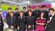 Cư dân mạng không ngớt lời khen kỉ lục mới của EXO