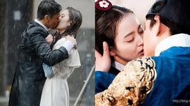 Những nụ hôn dưới mưa 'hút hồn' khán giả