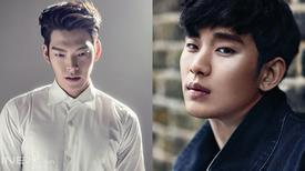 Kim Soo Hyun, Kim Woo Bin đua nhau làm tội phạm