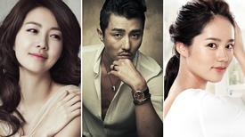 3 Sao Hàn kết hôn sớm vẫn nổi đình nổi đám