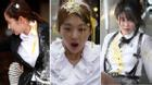 10 Người đẹp Hàn bị ném trứng thảm thương
