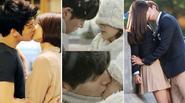 Những nụ hôn vắt kiệt sức sao Hàn