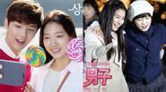 Những đôi bạn dễ thương trên màn ảnh Hàn