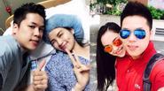 """Facebook 24h: Diễm Hương """"tiết lộ"""" khoảnh khắc hạnh phúc bên chồng khi sinh con tại Mỹ"""