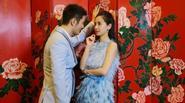 Vắng Dương Mịch, Huỳnh Hiểu Minh tình tứ với người yêu
