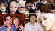 """Scandal hôn nhân khiến Sao Việt """"u đầu, mẻ trán"""""""