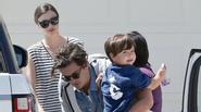 Miranda Kerr và Orlando Bloom hẹn hò đi chơi cuối tuần
