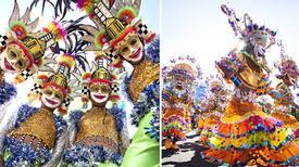Những lễ hội sống động sắc màu ở Philippines