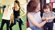 """Facebook 24h: Hà Hồ """"tình tứ"""" với bạn diễn - Fan """"mê mệt"""" bé Cadie Mộc Trà"""
