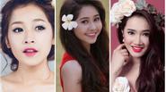 Top 5 cô dâu xinh đẹp nhất màn ảnh Việt 2015 (P.1)