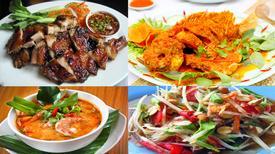Các món đặc trưng trong mâm cơm ngày Tết Thái