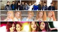 'Soi' giọng hát thật của các thần tượng Kpop (P2)