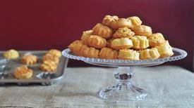 Bánh bơ sầu riêng