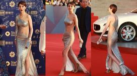 Mỹ nhân hở bạo khó cưỡng tại Liên hoan phim Bắc Kinh