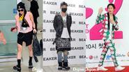 """Ngẩn người vì phong cách thời trang """"khó đỡ"""" của mỹ nam Hàn"""