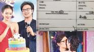 Lộ giấy đăng ký kết hôn của Uông Phong và Chương Tử Di