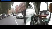 Lơ là, tài xế xe buýt gây tai nạn kinh hoàng