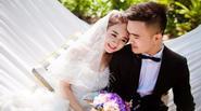 """Ảnh cưới long lanh của cô dâu chú rể trong đám cưới """"khủng"""" ở Hà Tĩnh"""