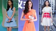 Gu thời trang duyên dáng của Dương Mịch