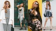 Tiêu Châu Như Quỳnh nóng bỏng với phong cách thời trang đường phố