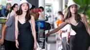 Ngọc Trinh sexy trở về sau khi nhận giải Nữ hoàng bikini Châu Á