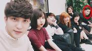 Bất ngờ lộ ảnh chụp chung của Quỳnh Anh Shyn, Bê Trần và Will 365