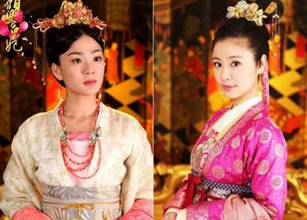 4 cặp chị em là tình địch trên màn ảnh Hoa ngữ