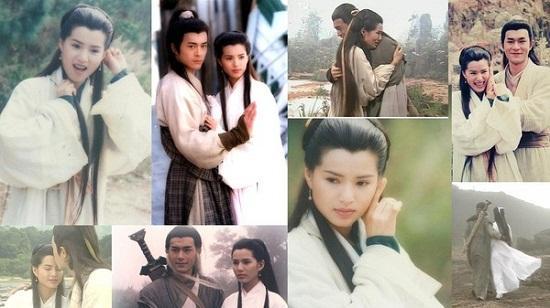 Những cặp đôi lung linh trong tiểu thuyết của Kim Dung