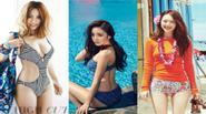 Những thần tượng diện bikini chuẩn nhất