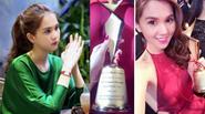 """Fan bênh vực Ngọc Trinh trước nghi án giải thưởng """"Nữ hoàng bikini châu Á"""" là giả"""