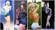 Đọ độ quyến rũ giữa hai mỹ nhân hot nhất Kpop: Hani - ChoA